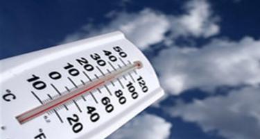 Bu gündən havanın temperaturu qalxır