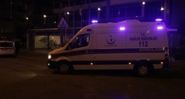 Türkiyədə baş verən qəzada iki nəfər ölüb