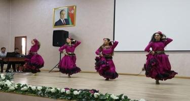 N saylı hərbi hissədə konsert proqramı təşkil edilib (FOTO)