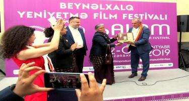 """Bakıda """"Salam"""" beynəlxalq kinofestivalı açılıb (VİDEO/FOTO)"""