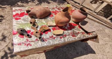 Lənkəranda qədim maddi-mədəniyyət nümunələri aşkarlanıb