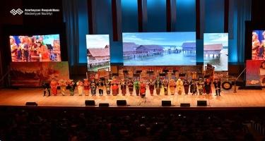 Bakıda IV İndoneziya mədəniyyəti festivalının açılışı olub (FOTO)
