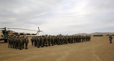 Bakıda NATO qiymətləndirilməsi təlimi keçirilib (FOTO/VİDEO)