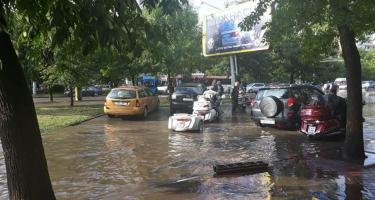 İspaniyada yağış 4 nəfəri