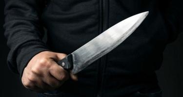 Arvadına 18 bıçaq vurdu, ürəyi soyumadı, başını kəsdi - Bakıda olay!