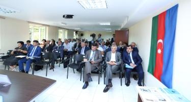 Əhməd bəy Ağaoğlu mövzusunda elmi konfrans panellərlə davam etdirilir (FOTO)