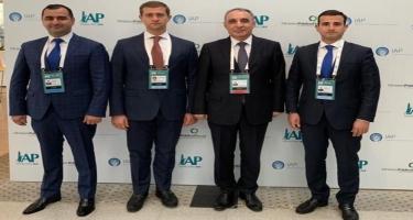 Baş prokurorun müavini Beynəlxalq Prokurorlar Assosiasiyasının tədbirində iştirak edib
