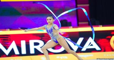Azərbaycan gimnastı Olimpiya Oyunlarına vəsiqə qazandı