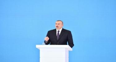 Prezident İlham Əliyev: Bu gün Azərbaycanın neft-qaz sektoru öz yeni inkişaf dövrünü yaşayır