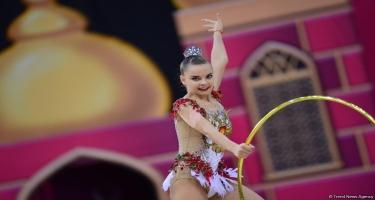 Rus gimnastı Dina Averina Azərbaycan tamaşaçılarının dəstəyindən danışdı