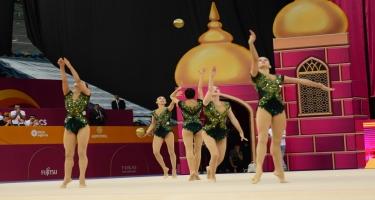 Azərbaycanın qrup komandası Olimpiya Oyunları-2020 üçün  lisenziya qazanıb (FOTO)