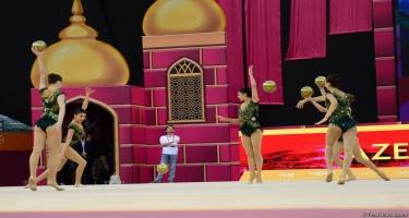 Azərbaycanın qrup komandası dünya kubokunun finalına çıxıb (FOTO)