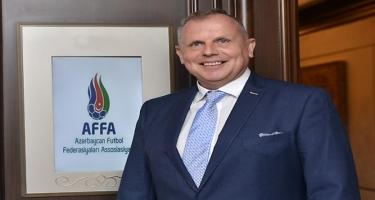 AFFA-nın Hakimlər Komitəsinin sədri beynəlxalq təyinat alıb