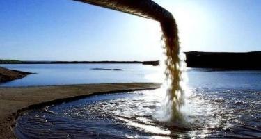 Xaçmazda tullantı suları birbasa Xəzər dənizinə axıdılır - Nazirlik