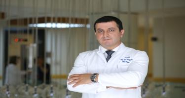 Mərkəzi Gömrük Hospitalının Travmatologiya və Ortopediya şöbəsinin rəisi Ramin Rzayev sualları cavablandırır