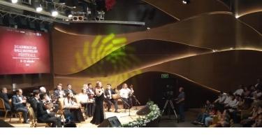 Beynəlxalq Muğam Mərkəzində II Azərbaycan Xalq Mahnıları festivalının açılış mərasimi keçirilib