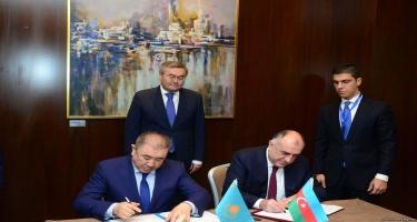 Azərbaycan və Qazaxıstan arasında vizasız rejim qaydaları dəyişdi (FOTO)