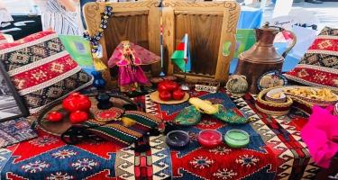 Kaliforniyada keçirilən beynəlxalq mədəniyyət festivalında Azərbaycan təmsil olunub (FOTO)