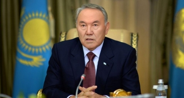 Nursultan Nazarbayev: Türk inteqrasiyasının uğuru bütün Avrasiya məkanında təhlükəsizliyin və sabitliyin möhkəmləndirilməsi üçün strateji əhəmiyyətə malikdir
