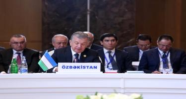 Özbəkistan Prezidenti: Bakı-Tbilisi-Axalkalaki-Qars yeni dəmir yolunun potensialından səmərəli istifadə edilməlidir