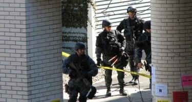 ABŞ-da məktəbdə bomba partlayıb