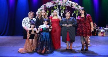 """Gəncədə möhtəşəm """"Kids Fashion Ganja 2019"""" layihəsi keçirilib (FOTO)"""