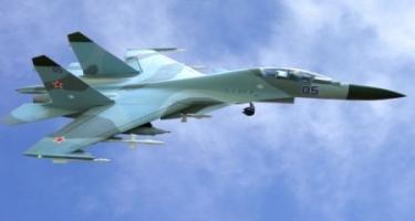 Venesuelada Su-30 qəzaya uğradı
