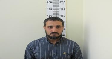 Axtarışda olan şəxs İran-Azərbaycan sərhədini pozarkən saxlanıldı (FOTO)