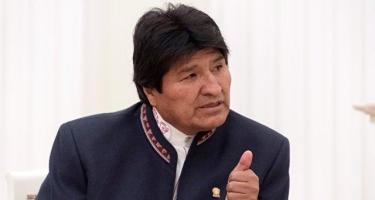 Boliviyada keçirilən prezident seçkilərinə Morales liderlik edir