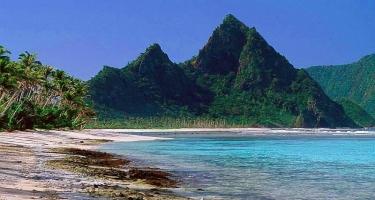 Samoa sahilləri 6 bal gücündə