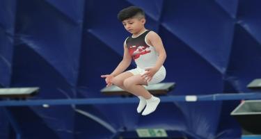 Batut gimnastikası üzrə 5-ci Azərbaycan Çempionatı və Birinciliyinin qalibləri müəyyənləşib