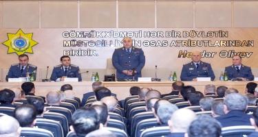 Dövlət Gömrük Komitəsində kollegiya iclası keçirilib (FOTO)