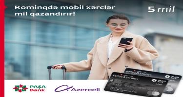 Azercell-in Rominqi millər qazandırır!