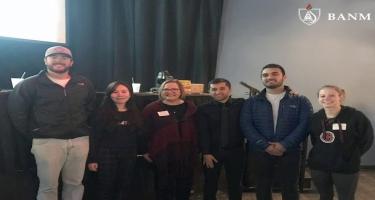 Bakı Ali Neft Məktəbinin məzunları Azərbaycanı ABŞ-da qlobal yarışmada uğurla təmsil edib