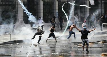 Çilidəki son iğtişaşlarda 100-dən çox insan yaralanıb