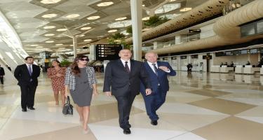 Azərbaycanın mülki aviasiyası: Gələcəyə inamlı baxış (FOTO)
