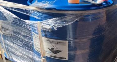 Ankarada xüsusi əməliyyat - 20 tondan artıq saxta spirtli içki müsadirə edildi
