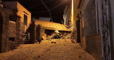 Nayrobidə binanın çökməsi nəticəsində üç nəfər ölüb
