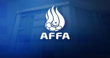 AFFA İcraiyyə Komitəsinin iclasının vaxtı və gündəliyi açıqlanıb