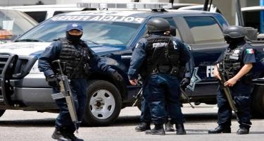 Meksikanın mərkəzində atışma qurbanlarının sayı 5-ə çatdı