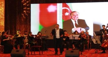 Yevlaxda Ulu öndər Heydər Əliyevin anım mərasimi keçirilib (FOTO)