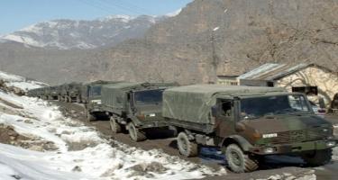 Türkiyədə hərbi konvoy partladıldı - Ölən və yaralılar var