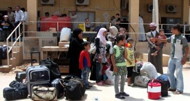 Türkiyə suriyalı qaçqınları Suriya ərazilərində yerləşdirməyə başladı
