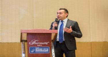 """""""Azerbaijan Digital Hub"""" proqramı """"İlin İnfrastruktur layihəsi"""" mükafatına layiq görülüb (FOTO)"""