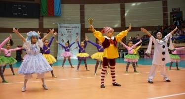 Azərbaycan Rəqs Açıq Kuboku keçirilib (FOTO)