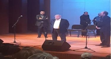Azər Paşa Nemətov Gürcü Milli Teatr Günündə ölkəmizi təmsil edib (FOTO)