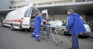 Rusiyada hoteldə isti su borusu partladı - 5 ölü