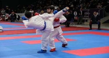 20 Yanvar şəhidlərinin xatirəsinə həsr olunan karate üzrə beynəlxalq turnir bitdi (FOTO)