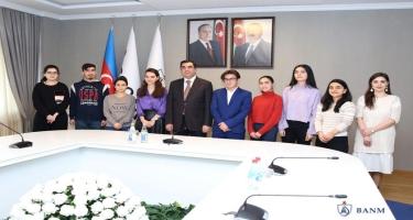 Bakı Ali Neft Məktəbinin 6 tələbəsi İspaniyada təhsil alacaq