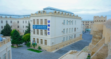 UNEC-in 90 illik yubileyi ilə əlaqədar tədbirlərə start verilib